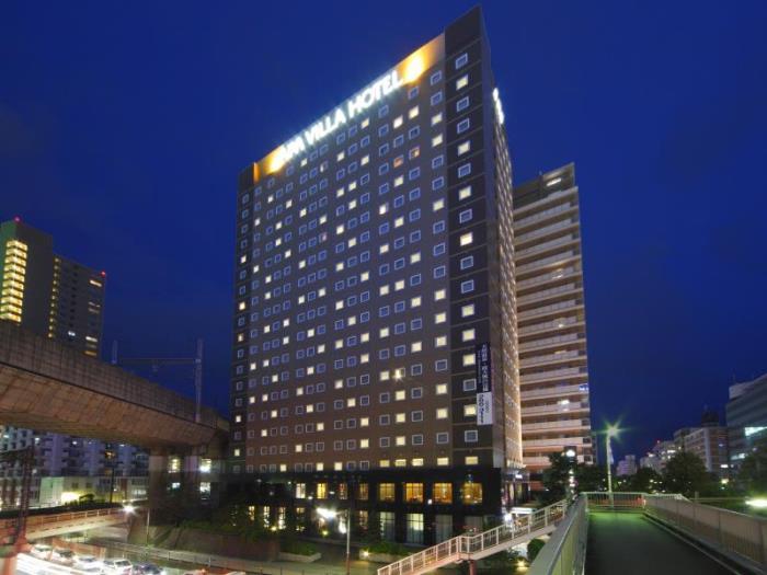 APA VILLA酒店 - 仙台站五橋的圖片1