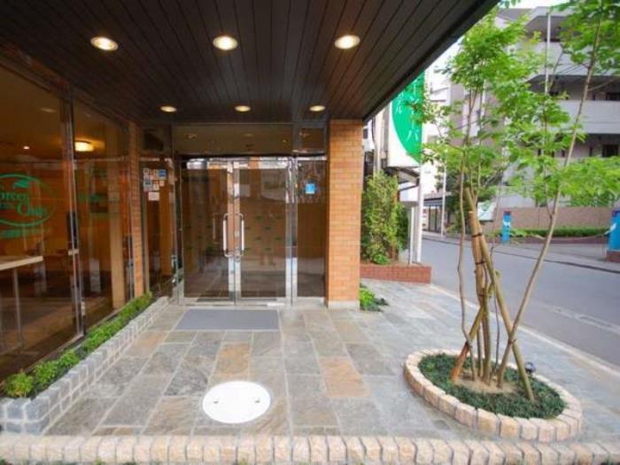 綠色愛博酒店的圖片1