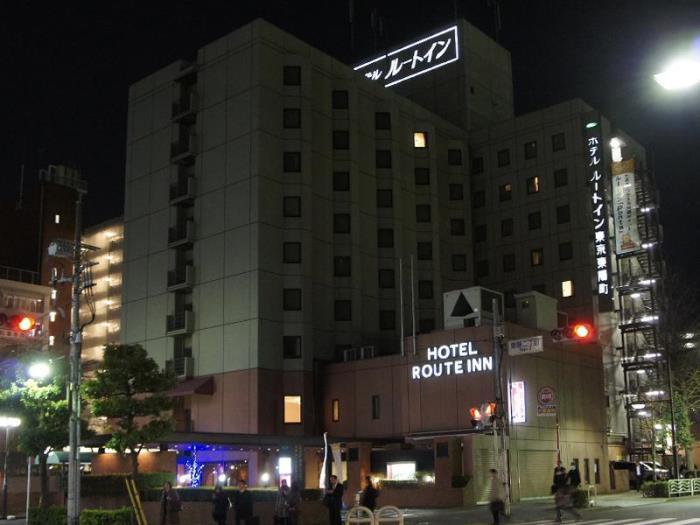 Route Inn酒店 - 東京東陽町的圖片1