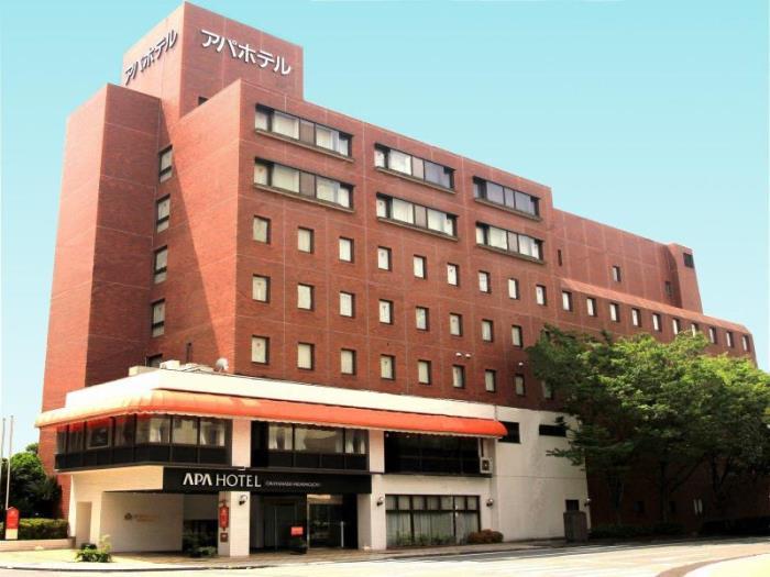 APA酒店 - 岡山站東口的圖片1