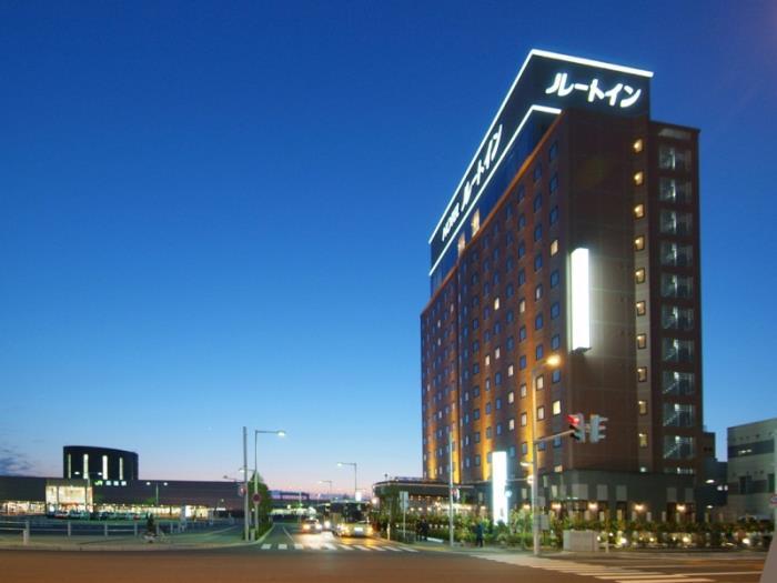 Route Inn Grantia酒店 - 函館站前的圖片1