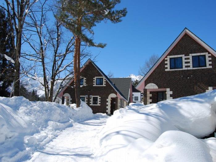 白馬Alpine小屋的圖片1