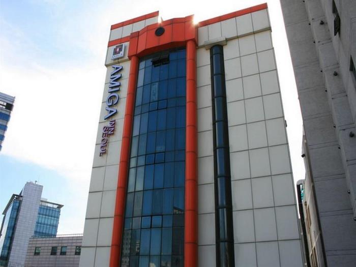 首爾Amiga旅館的圖片1