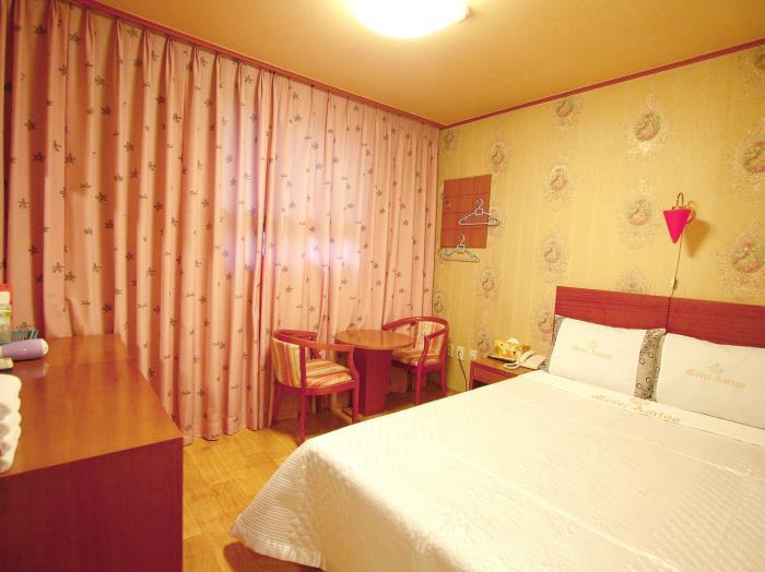 首爾Amiga旅館的圖片2