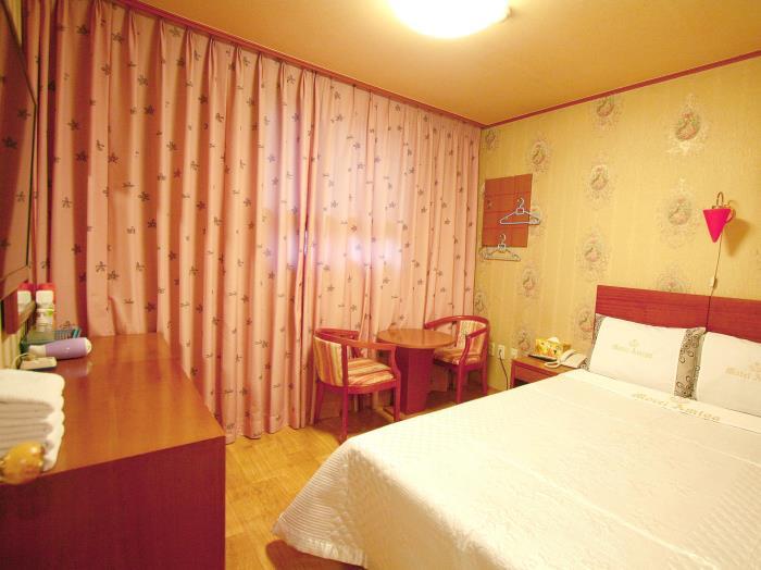 首爾Amiga旅館的圖片3