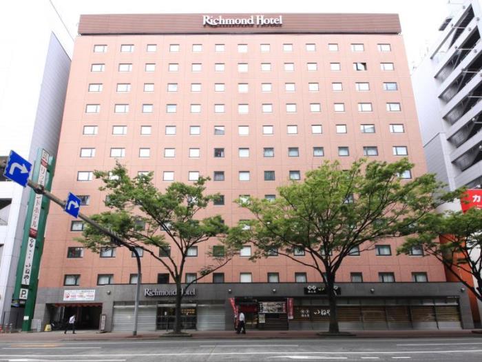 博多站前里士滿酒店的圖片1