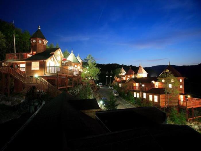 [Goodstay認可]精靈Spa度假村的圖片1