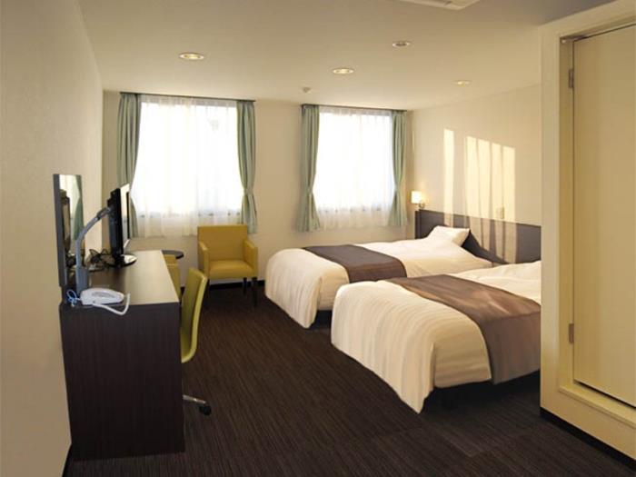 大津石山Reiah酒店的圖片2