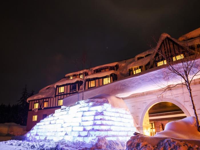 大雪山La Vista酒店的圖片1