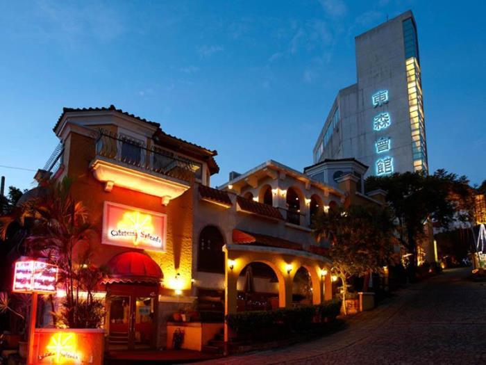 東森山林渡假飯店的圖片5