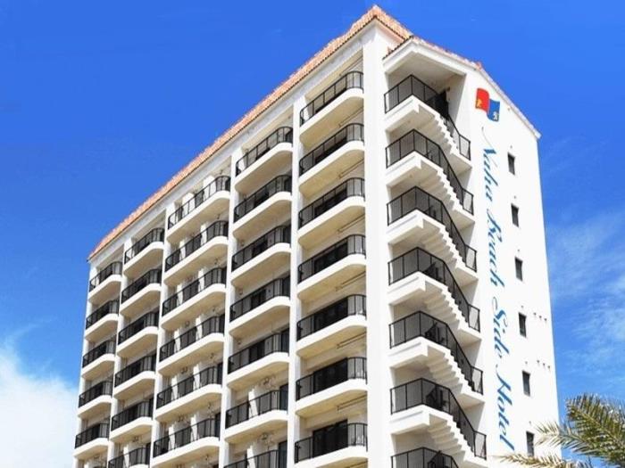 那霸海灘邊酒店的圖片1