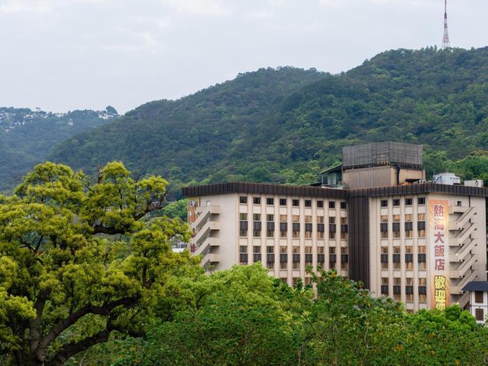 北投熱海溫泉大飯店的圖片4