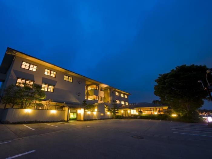 富士山中湖多賀扇酒店的圖片1