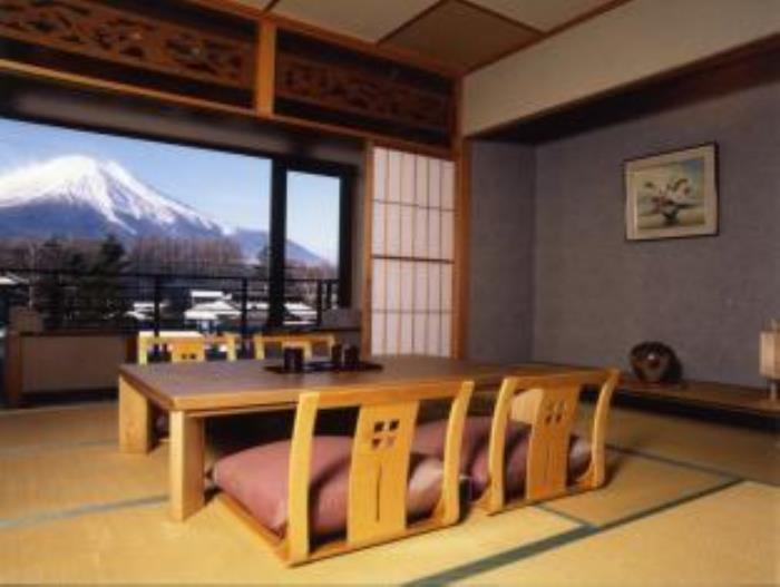 富士山中湖多賀扇酒店的圖片2