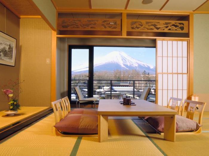 富士山中湖多賀扇酒店的圖片3