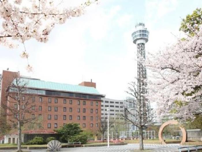 横濱Mielparque酒店的圖片1