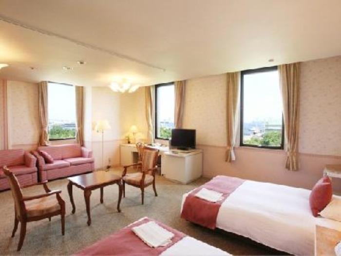 横濱Mielparque酒店的圖片5