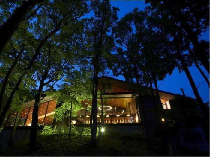 野尻湖酒店El Bosco的圖片1