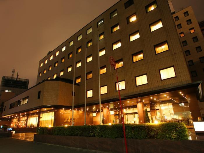 東京Mielparque酒店的圖片1