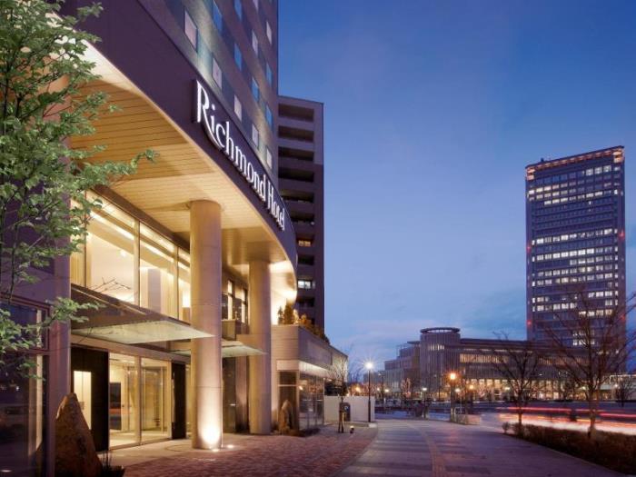 山形站前里士滿酒店的圖片1