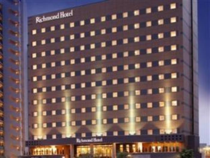 山形站前里士滿酒店的圖片3