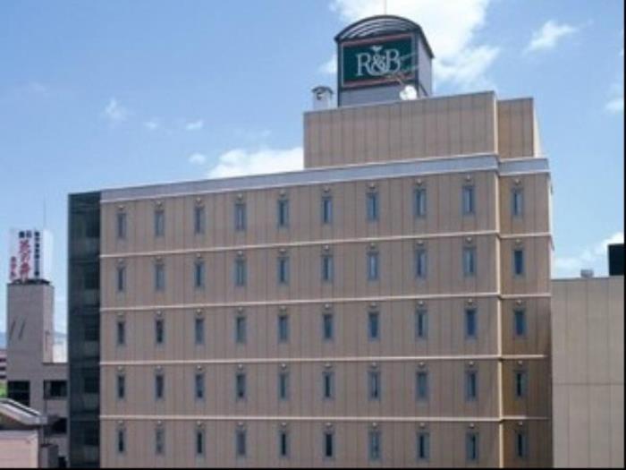 R&B酒店 - 盛岡站前的圖片1