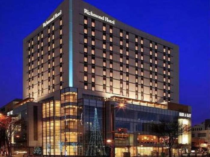 青森里士滿酒店的圖片1