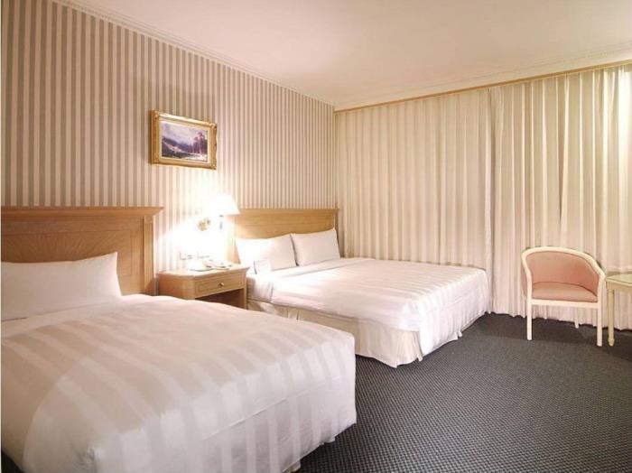 劍橋飯店永康館的圖片2