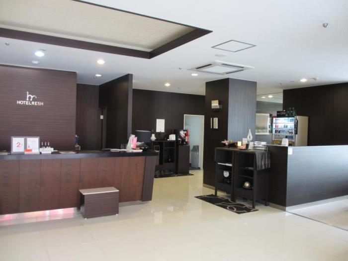 鳥取站前Resh酒店的圖片1