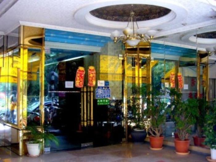 柏克萊商務大飯店 光復店的圖片1