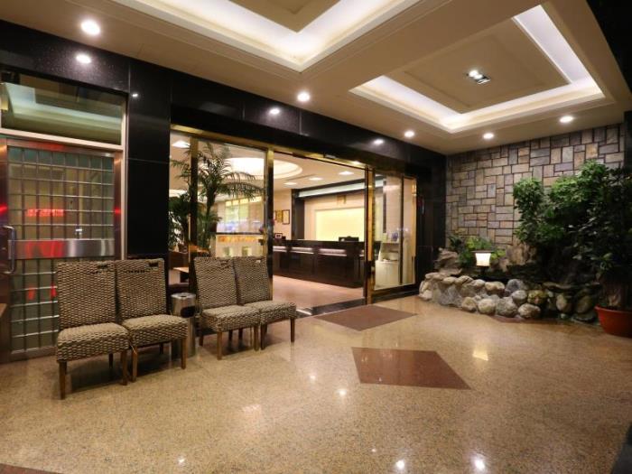 凱富商務旅館的圖片3