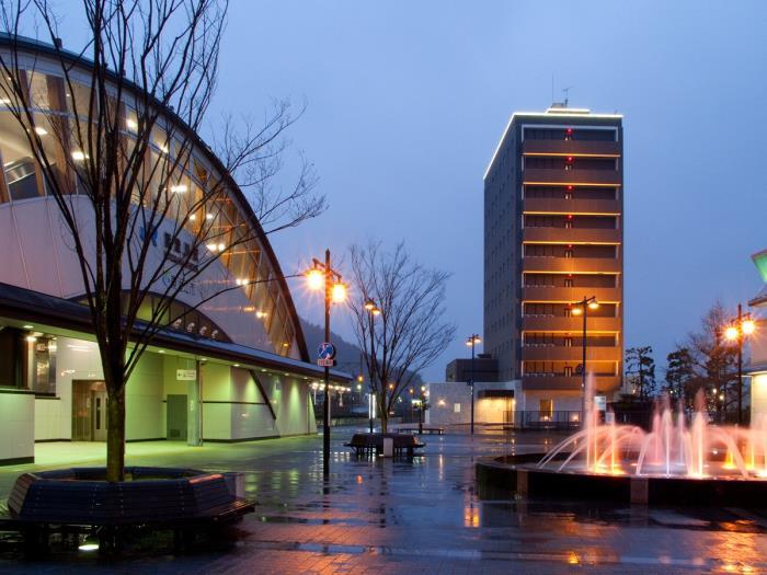 AZ旅館東近江能登川站前的圖片1