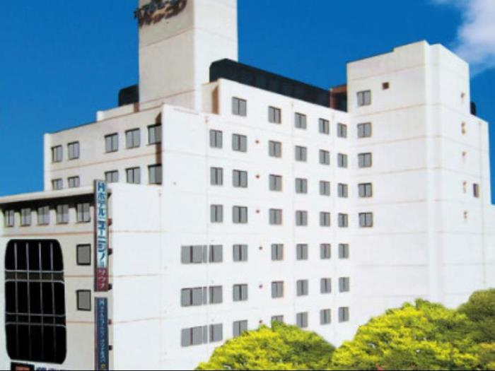 新西野酒店的圖片1