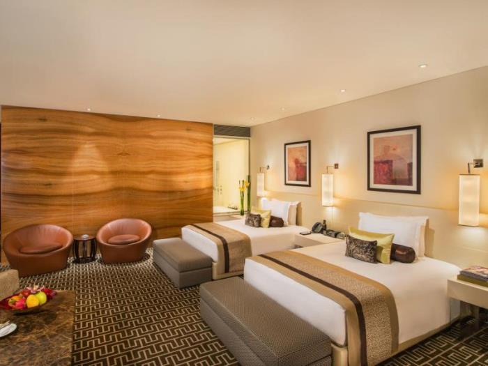 澳門新濠天地- 皇冠度假酒店的圖片2