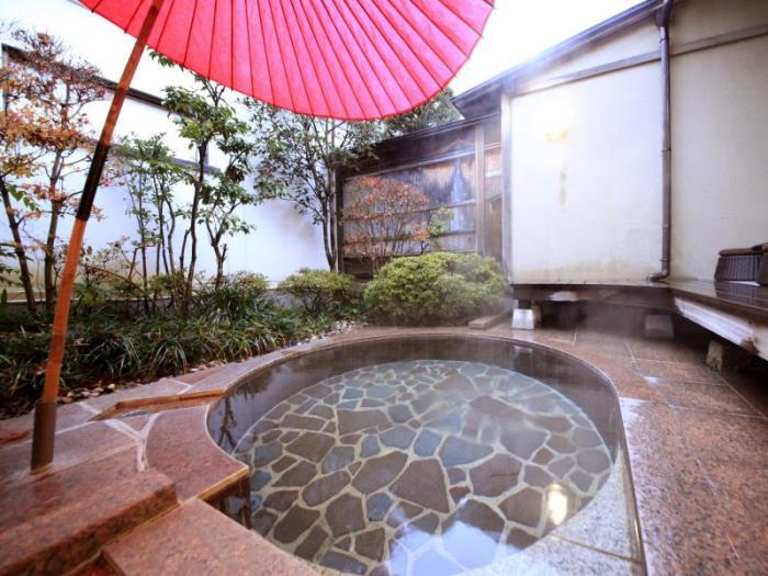 河口湖溫泉寺露天風呂之宿夢殿的圖片2