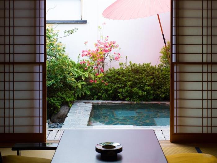 河口湖溫泉寺露天風呂之宿夢殿的圖片4