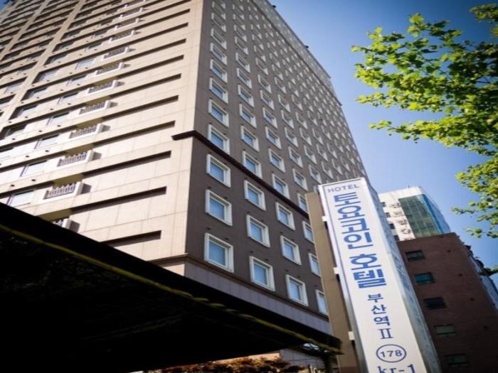 東橫INN - 釜山站2的圖片1