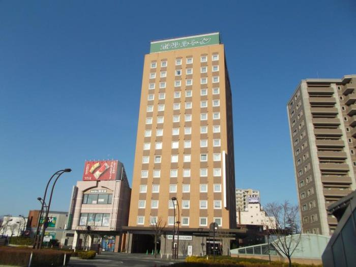 Route Inn酒店 - 弘前站前的圖片1