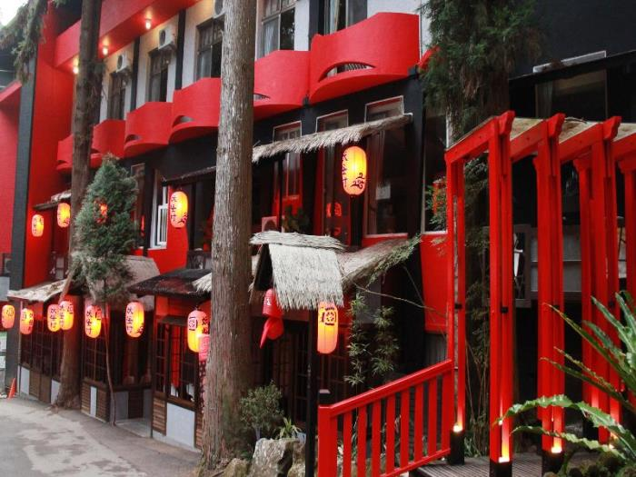 妖怪村主題飯店 - 溪頭明山森林會館的圖片5