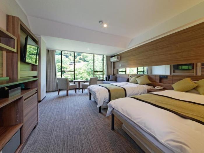 塔之澤Quatre Saisons酒店的圖片2