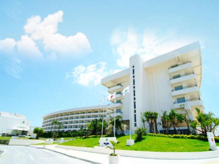 沖繩EM科斯塔健康度假Spa酒店的圖片1