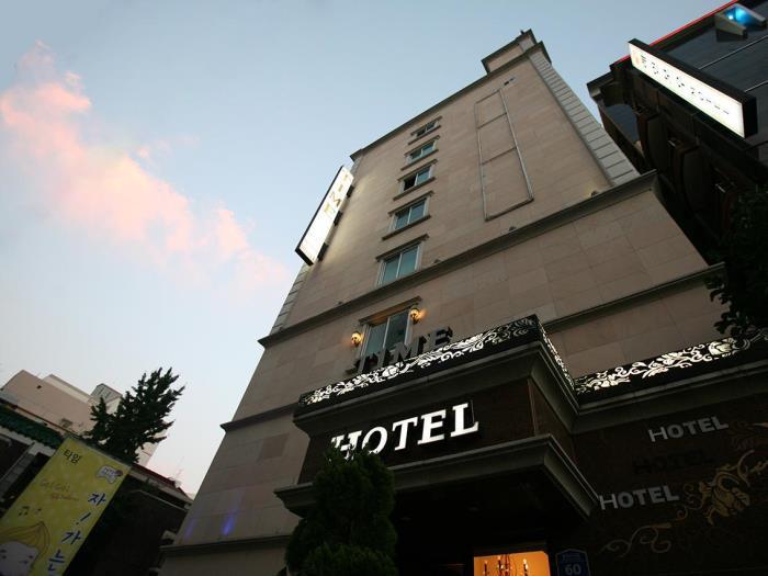 時間酒店的圖片1
