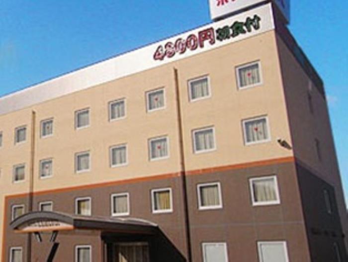 HOTEL AZ - 南甲府店的圖片1