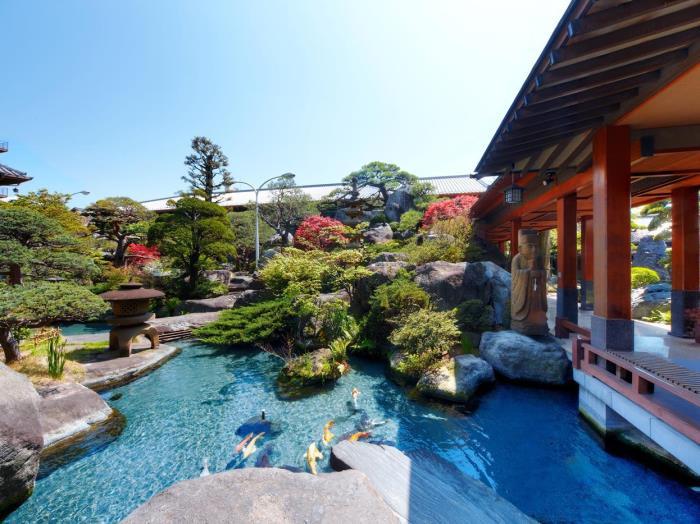 名石之宿花月酒店的圖片1