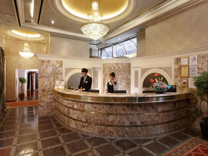 豪城復興大飯店的圖片4