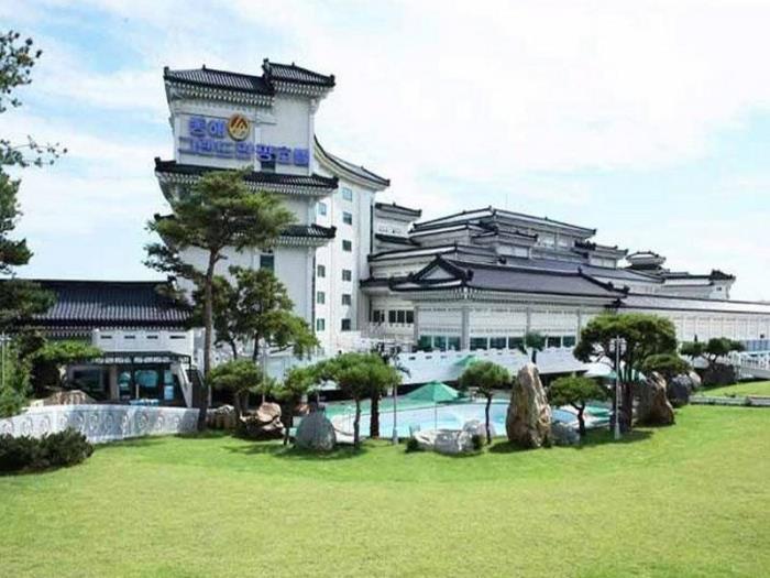 東海療養Spa會議大酒店的圖片1