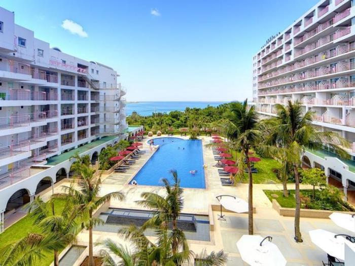 沖繩MAHAINA健康度假酒店的圖片1