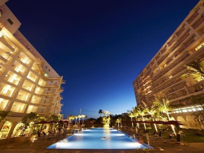 沖繩MAHAINA健康度假酒店的圖片3