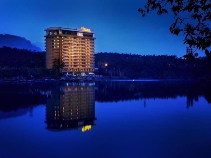 日月潭大飯店的圖片1
