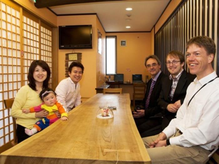 京都閃亮海豚旅館的圖片3